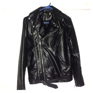 "Other - Men ""Faux"" Leather Jacket"